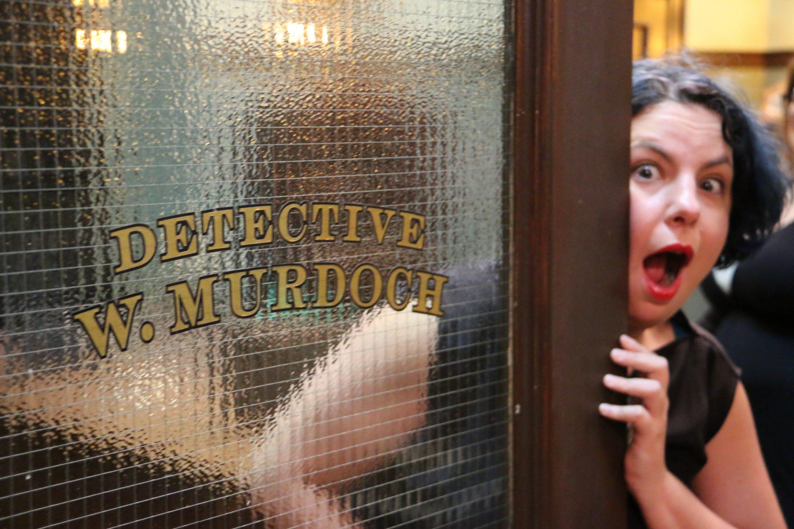Murdoch Mysteries Tour