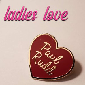 Ladies Love Paul Rudd Podcast